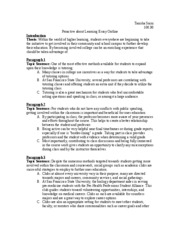 Argumentative essay for esl students