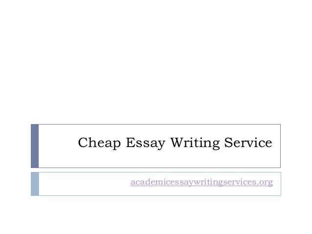 Write essay online cheap