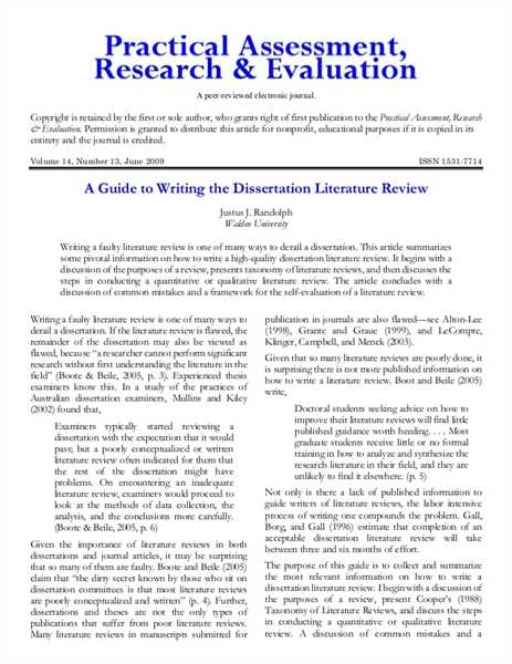 Custom dissertation