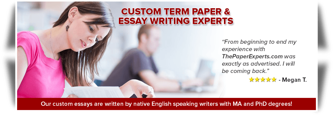 custom term papers and essays  the writing center custom term papers and essays