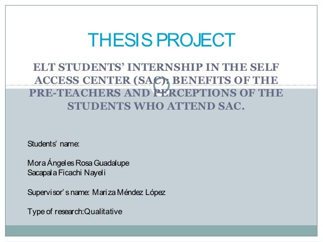 Phd thesis proposal sample ppt presentation
