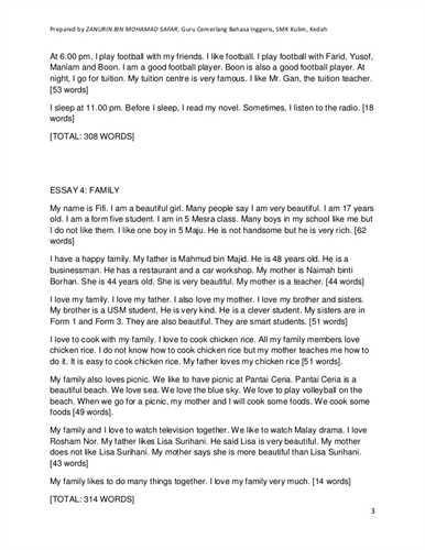 My best day essay