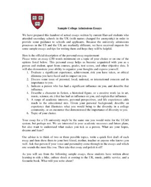 Purchase college essays