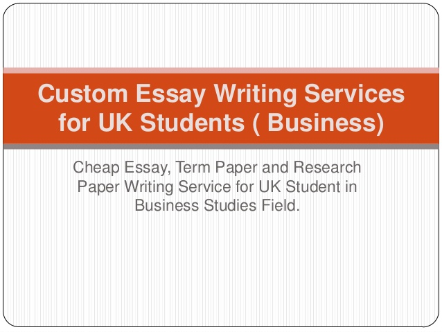 Rationale essay writing software